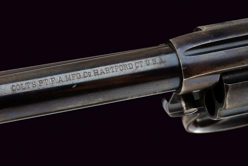 A1878 Colt Model 'Frontier' D.A. revolver - Image 8 of 10