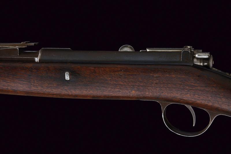 An 1886 Steyr model Kropatschek breech-loading rifle - Image 4 of 6