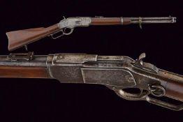 A Winchester Model 1873 Carbine