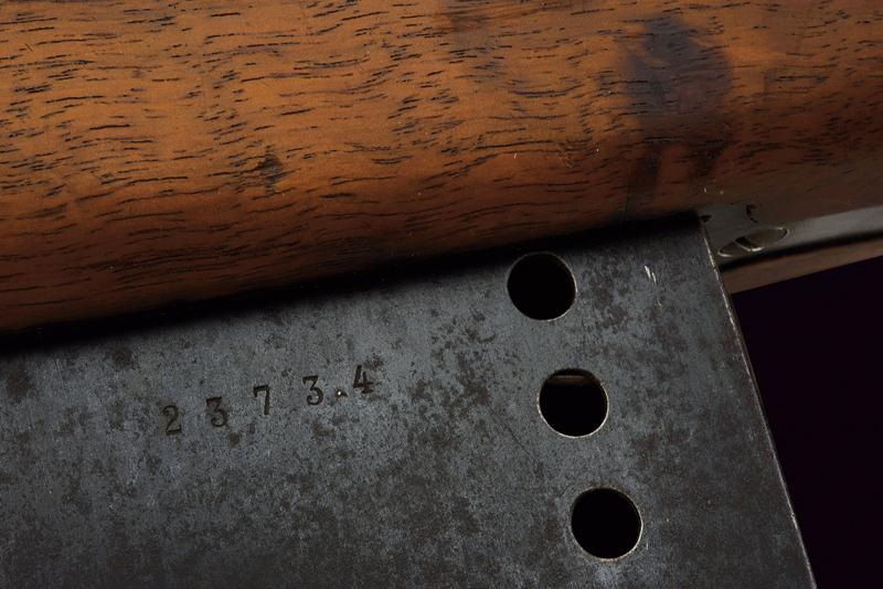 A model 1889 Rubin Schmidt rifle - Image 7 of 11