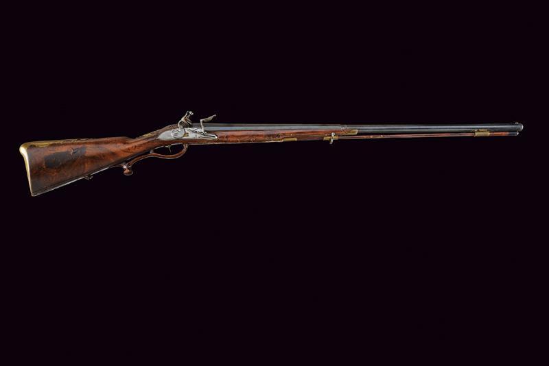 A flintlock gun by Spirckenpichler - Image 11 of 11