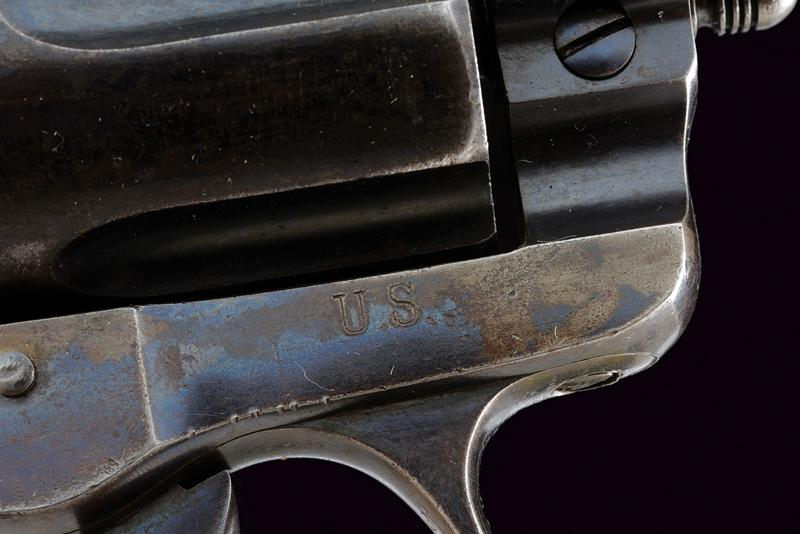 A1878 Colt Model 'Frontier' D.A. revolver - Image 4 of 10