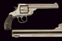 A Harrington & Richards center-fire revolver
