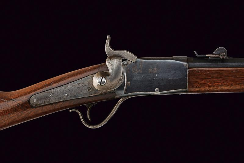 An 1867/77 model Peabody rifle - Image 2 of 7