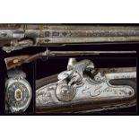 Fine percussion rifle