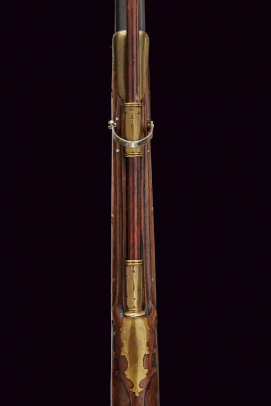 A flintlock gun by Spirckenpichler - Image 8 of 11