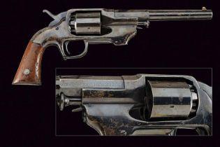 An Allen & Wheelock Center Hammer Army Revolver