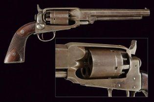 A Benjamin F. Joslyn Army Model Revolver