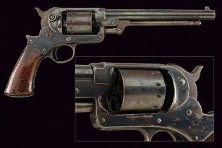 A Starr Arms Co. S.A. 1863 Army Revolver