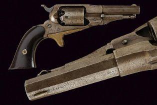 A Remington New Model Pocket Revolver