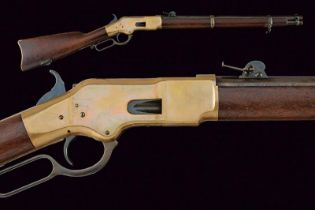 A Winchester Model 1866 Third Model Musket