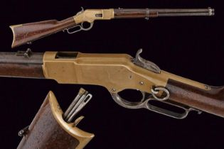 A Winchester Model 1866 Second Model Carbine