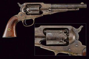 A Remington New Model S/A Belt Revolver