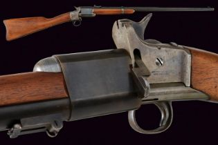 A rare Triplett & Scott Repeating Carbine by Meriden