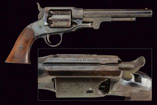 A Rogers & Spencer Army Model Revolver