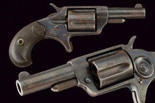Colt New Line 32 Caliber Revolver