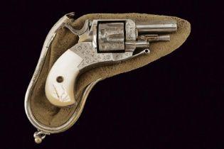 A beautiful small pocket rim-fire revolver