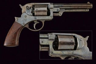 A Starr Arms Co. D.A. 1858 Army Revolver
