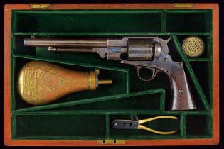 An Austin T. Freeman Army Model Revolver