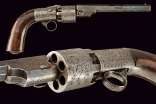 An interessing percussion revolver