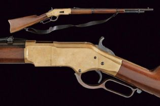 A Winchester Model 1866 Musket