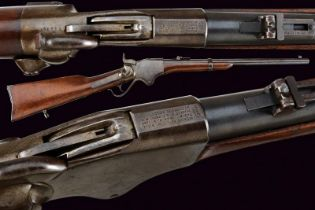 A 1865 model Spencer Repeating Carbine