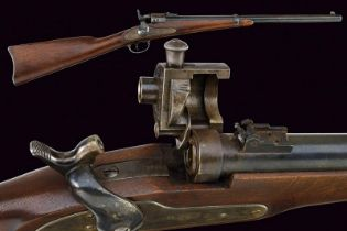 A 1864 model Joslyn Carbine