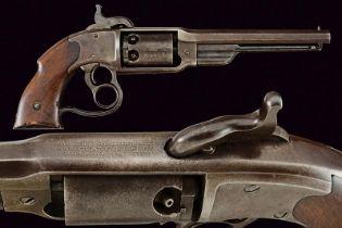 A Savage Revolving Fire-Arms Co. Navy Revolver
