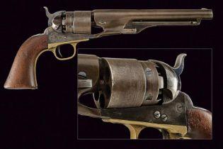 A Colt Model 1860 Army Revolver