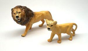 Two Beswick figures