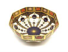 A Royal Crown Derby Imari bowl