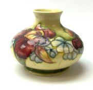 A Moorcroft vase