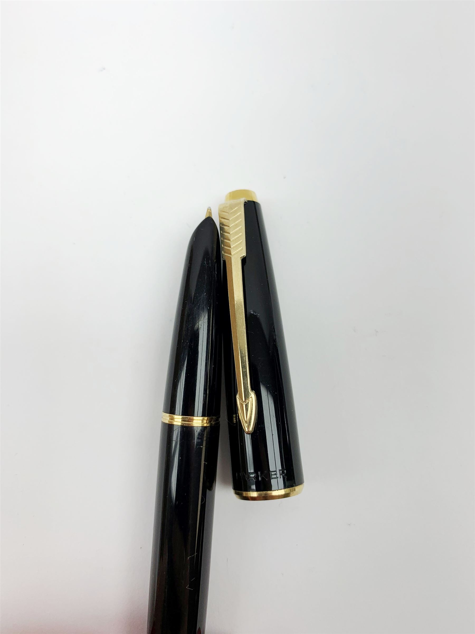 A Parker 51 fountain pen - Image 3 of 5