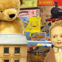Toys, Diecast Model Cars, Dolls & Vintage Teddy Bears
