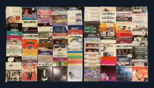 Mostly Jazz vinyl records including
