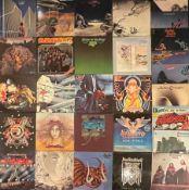 Rock / Prog Rock / Hard Rock LP's: Groundhogs - The Mighty Groundhogs (UAG 29237)