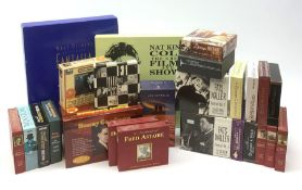 Assorted Jazz and other CD box sets including Frank Sinatra