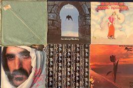 Prog Rock/ Rock/ Metal LP's: Atomic Rooster (DNLS 3038) & In Hearing of Atomic Rooster
