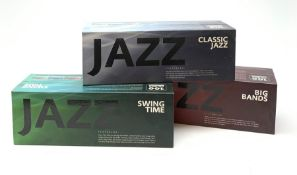 The Encyclopaedia of Jazz: Three 100 CD box sets comprising Classic Jazz part 1/5