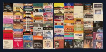 Mostly Jazz vinyl records including 'various volumes of 'the works of duke'
