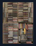 A large collection of mostly Jazz CD's including Jazz Great sets