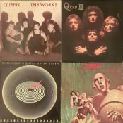 Queen LP's: News of The World (EMA 784)
