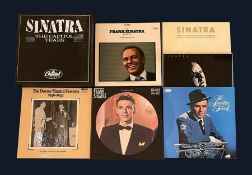 Frank Sinatra LP box sets: The Capitol Years