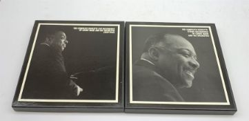 Count Basie: Two limited edition CD box sets