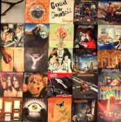Prog Rock/ Rock LP's: Man - Be Good to Yourself at least once a day & Back into the Future