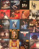 Classic Rock / Rock / Metal LP's: ACDC - Highway to Hell & If You Want Blood