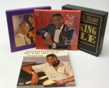 """Nat """"King"""" Cole LP box sets: The Capitol Years 20 Record Set"""