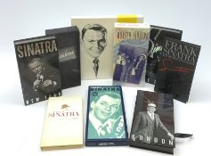 Frank Sinatra: Nine CD box sets comprising The Complete Capitol Singles Collection