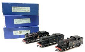 Hornby Dublo - three-rail Class N2 0-6-2 Tank locomotive No.6017; Class N2 0-6-2 Tank locomotive No.