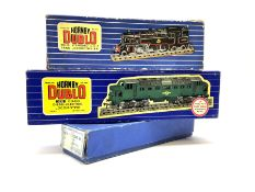 Hornby Dublo - three-rail Deltic Type Co-Co Diesel Electric locomotive with instructions and guarant